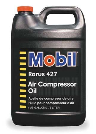 Amazon.com: Mobil 101016 101016 Rarus 427 Compressor Oil, 1 Gallon: Industrial & Scientific