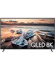 Samsung QN75Q900RBFXZA Flat 75-Inch QLED 8K Q900 Series Ultra HD Smart TV with HDR and Alexa Compatibility (2019 Model)