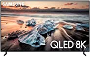 Samsung QN65Q900RBFXZA Flat 65-Inch QLED 8K Q900 Series Ultra HD Smart TV with HDR and Alexa Compatibility (20
