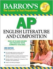 Barron's AP English Language and Composition 3th (third) edition Text Only