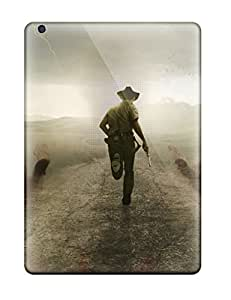 New Style DateniasNecapeer Walking Dead Premium Covers Cases For Ipad Air