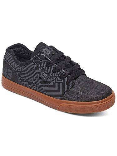 DC Shoes Tonik KB - Shoes - Chaussures - Garçon - US 6 / UK 5 / EU 37 - Noir
