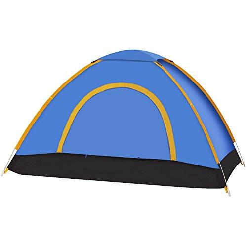Man 3 Season Ultralight Tent - 6