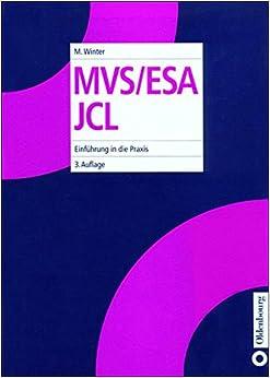 mvs-esa-jcl-german-edition
