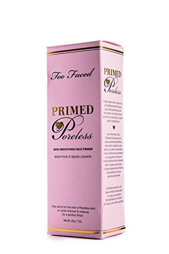 Too Faced Cosmetics Primed and Poreless, 1 Ounce by Too Faced
