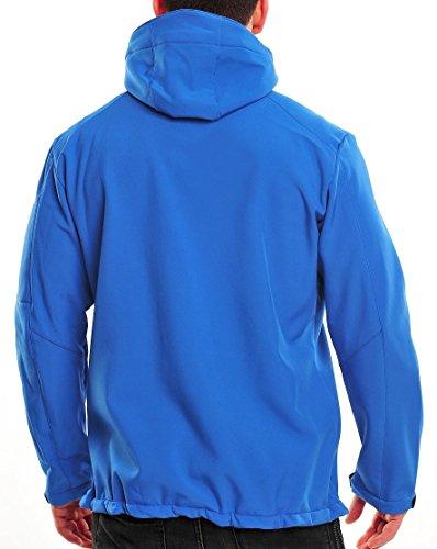 Color Norway Blouson Men Geographical Homme Bleu Tevet Un7qdqxHC