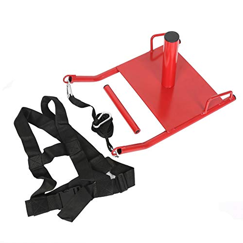 Inc Army Combat PT Test Pack Backward Drag Test Spud ACFT Magic Carpet Sled Combo with Upper Body Strap