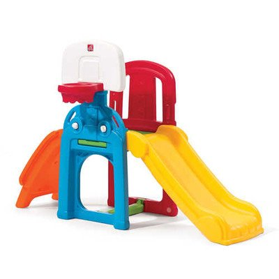 TOT Crawl Climber Slide Ladder Baby Toddler Kid Interactive Play Daycare Toy Fun: Toys & Games