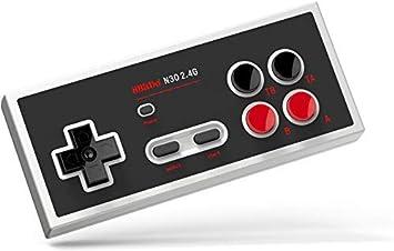 8BitDo N30 Bluetooth Gamepad para Switch Online Game Support Turbo ...