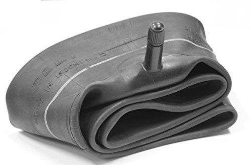 Deli Tire Lawn and Garden Inner Tube, TR13 Straight Valve Stem, for Wheelbarrows, Tractors, Mowers, Carts (13x5.00-6)