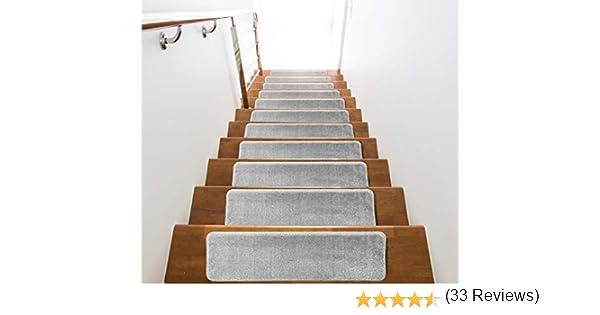 Alfombrilla antideslizante de goma para escalera, colección Orfa: Amazon.es: Bricolaje y herramientas