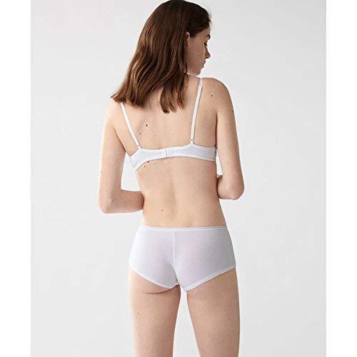 coloré Fr100b Blanc Taille Blanc Soutien 65b gorge Acier Oudan Sans Ni Insertion Triangle q8fnnWx4p