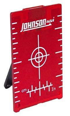 JOHNSON AccuLine Pro 40-6370 Magnetic Floor Target