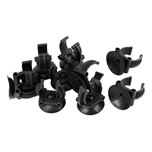 Uxcell Aquarium Suction Plastic 10 Pack