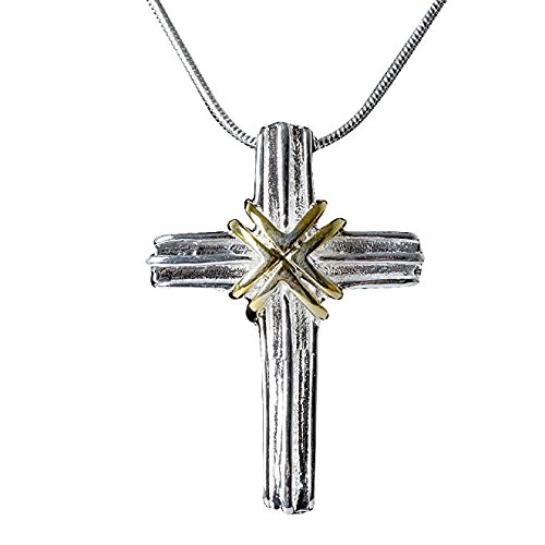 Stainless Symbol Of Faith Necklace - 2