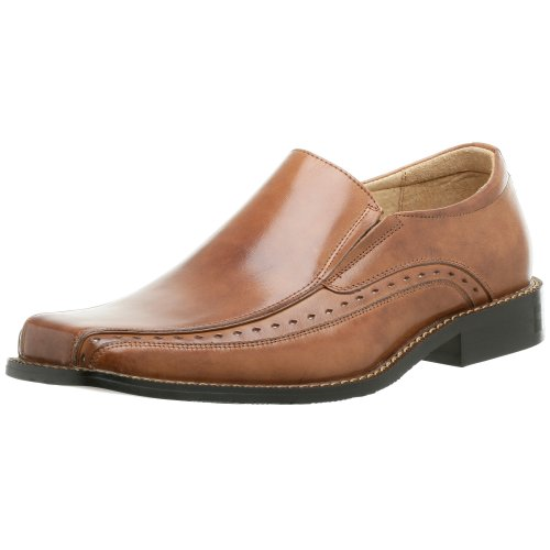 Stacy Adams Men's Danton Bike-Toe Slip-On Loafer