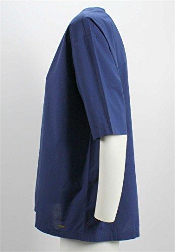 Woolrich shirt T S Blu Donna Wwcam0659 HrHwx7AqnE