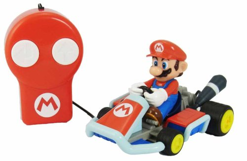 Remote control car Mario Kart 7 Mario by ()