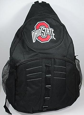 Ohio State Buckeyes Team Sport Sling Backpack - State Sling Backpack