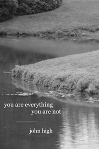 you are everything you are not (Books)