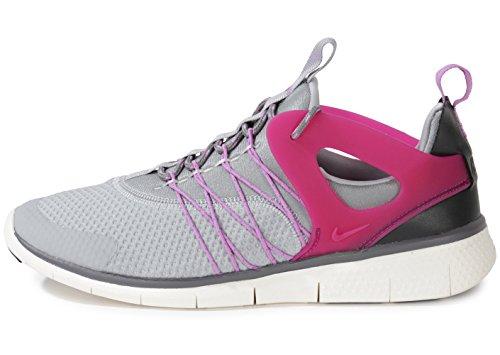 Nike Womens Free Viritose Scarpe Da Corsa Grigie