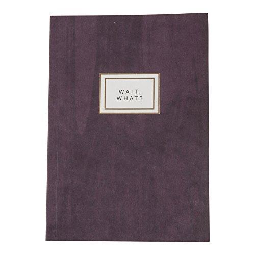 FLOOR | 9 Wait What Statement Notebook