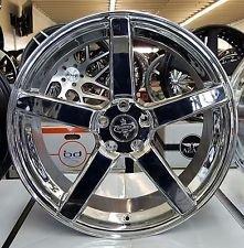 Amazoncom 20 Inch Versante 504 Wheels Rims Tires Fit Honda Kia