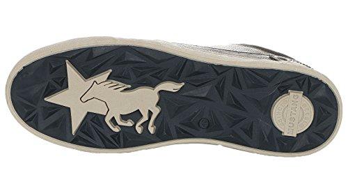 Mustang Grau Grau Sneaker Sneaker Herren gefüttert Herren Herren gefüttert Mustang Mustang q6nECpwPxa