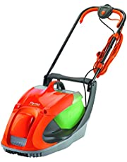 Flymo Glider 330 Electric Hover Collect Lawn Mower, 1450 W