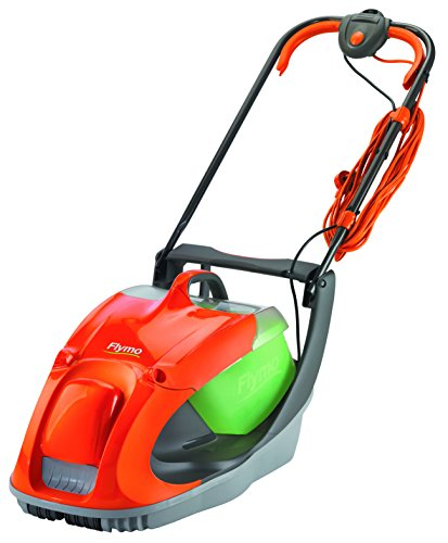 Flymo 9666187-01 Glider 330 Electric Hover Collect Lawn Mower, 1450 W