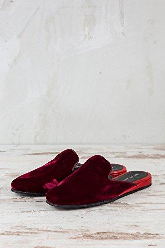 Mujer Casa amp; Mh15 Eu Rojo De 216 Lona 37 Por Zapatillas Para Melvin Estar Hamilton Pa8qxdawp