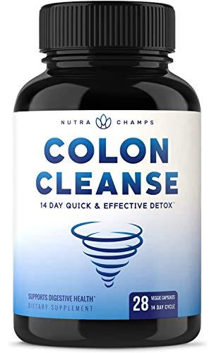 Cleanser Effective Probiotic Digestive Constipation