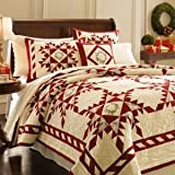Lenox Holiday Gathering Twin Quilt