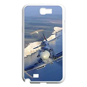 Aircraft Classic Fighter Unique Design Cover Case with Hard Shell Protection Samsung Galaxy S5 I9600/G9006/G9008 lxa#399903