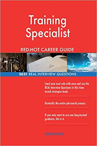 Training Specialist RED-HOT Career Guide