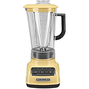 KitchenAid KSB1575MY 5 Speed Diamond Blender With 60 Ounce BPA Free Pitcher