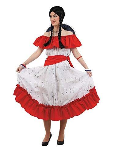 DISBACANAL Disfraces de mejicana Mujer - -, M: Amazon.es: Juguetes ...