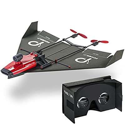 PowerUp FPV Paper Airplane Drone Model Kit