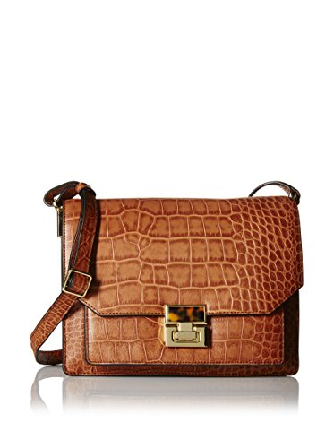 Ivanka Trump Women's Hopewell Shoulder Flap Luggage Crossbody Bag
