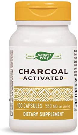 Vitamins & Supplements: Nature's Way Activated Charcoal