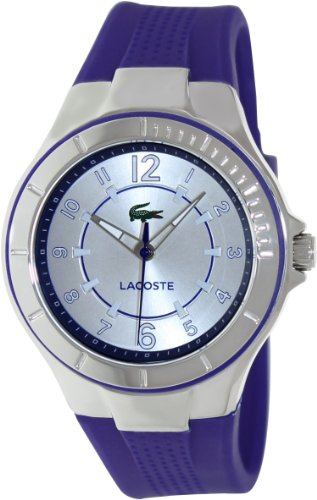 Lacoste Acapulco Silicone - Purple Women's watch #2000760
