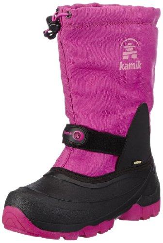 Kamik WATERBUG5G, Unisex-Kinder Schneestiefel, Violett (VIOLA), 38 EU