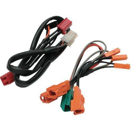 05-09 HONDA VTX1300C: Scorpio Alarms Factory Connector Kit (Honda Vtx1300c Accessories compare prices)