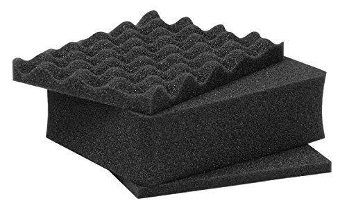 Foam Inserts, 3 Part, for 905 Nanuk Case