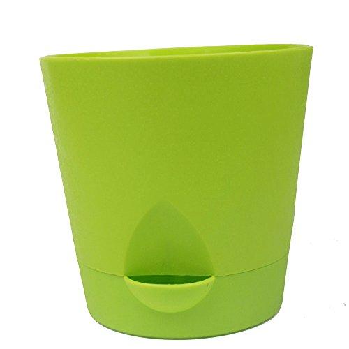 UPC 738470209295, Garkit Square Green Plastic Flower Plant Pot Box Planters for Decoration of Home Office Desk Garden Flower Shop