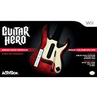 Wii Guitar Hero 5 Stand-Alone Guitar by Activision
