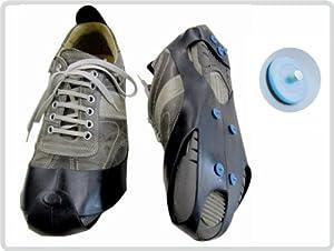 Schuhspikes Schuh-spikes Schneeschuhe Eiskrallen Sicher durch den Winter...