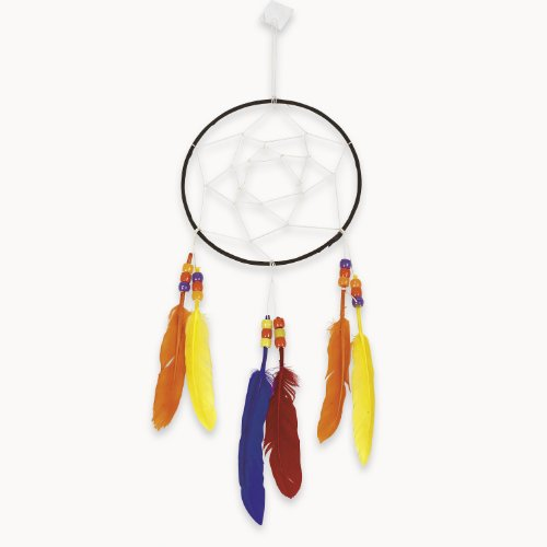 Fun Express Dream Catcher Craft Kits (1 dz),assorted colors by Fun Express