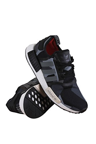 S79163 MEN NMD_R1 ADIDAS BLACK / WHITE outlet classic wholesale price sale online 8zGoR