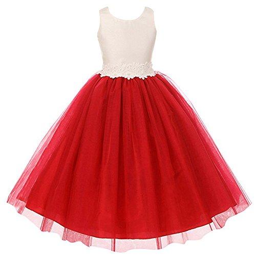 Beautiful Flower Girl Dress - 8